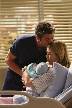 "Grey's Anatomy Season 10, Episode 2: ""I Want You With Me"""