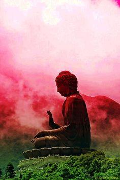 Buda pensador