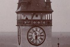 Příběh Josefa Kunerta, posledního olomouckého věžního mistra