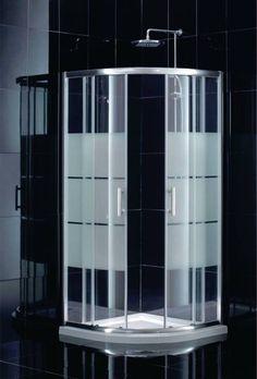 Mampara de ducha modelo lucena 70x70 semicircular para - Manparas de duchas ...