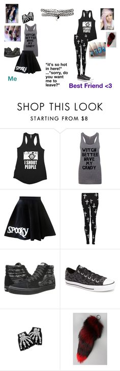 """""""Untitled #250"""" by yousavedmexoxo on Polyvore featuring Vans, Converse and Weiss"""