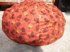 Adirondack Bean Bag Chair Cover