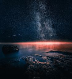 Follow the Stars by Lauri Lohi / 500px
