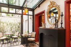Hotel Sacha , Paris, 2015 - Exquise Esquisse