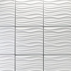 25 Creative Wall Tile Designs To Help You Get Some Texture On Your Walls 3d Wall Tiles, Wall Tiles Design, Stick Tiles, Peel And Stick Tile, Cardiac Event, Hawaiian Airlines, Sound Absorption, Key Biscayne, 3d Wall Panels