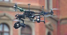 La DGT estudia la posible implantación en España de drones con radar - http://www.hwlibre.com/la-dgt-estudia-la-posible-implantacion-espana-drones-radar/