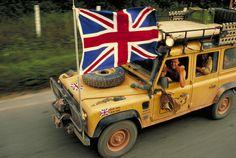 Land Rover Defender History - Gear Patrol