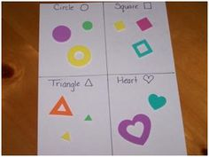 Learning and Teaching With Preschoolers: Assessment Tools