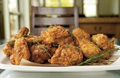 Edna Lewis Meets Thomas Keller in the Best Southern Fried Chicken!
