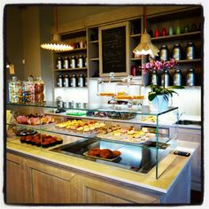 our work - interior designer bakery in italy
