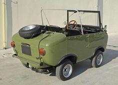 Fiat 500 Ferves Ranger