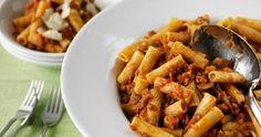 Vegetarian Bolognese Sauce