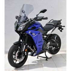 Ermax low fairings for MT-09 Tracer / FJ-09 2015/2017