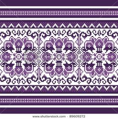 fair isle:  I wish I could do this!- have to figure out how to use it (maybe with graph paper?)