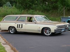 Scott Parkhurst's 1967 Chevelle Malibu Station Wagon has proven that Pro-Touring cars can be station wagons or have four doors