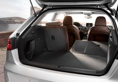 New Audi Luggage Space Audi A3, Multimedia, Rear Seat, Space, Car, Motorbikes, Baggage, Floor Space, Automobile