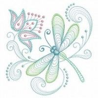 Machine Embroidery Patterns Sweet Heirloom Embroidery - 12 Days Of Christmas Dragonfly Painting, Dragonfly Wall Art, Dragonfly Quotes, Best Embroidery Machine, Machine Embroidery Designs, Vintage Embroidery, Hand Embroidery, Embroidery Ideas, Disney Drawing Tutorial