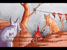 Coyote and Mountain Lion Folktale: Native American Tale Native American Music, Native American Wisdom, Navajo Language, Trickster Tales, Navajo Culture, Traditional Literature, Genre Study, Literacy Strategies, Library Work