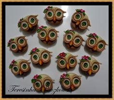 Teresinha Paczkowski: biscuit country, polymer clay