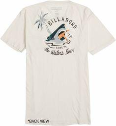 BILLABONG PARADISE ISLAND SS TEE