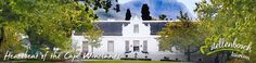 Stellenbosch Wineries - outside Cape Town South Africa