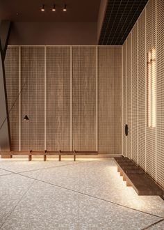 Lobby Interior, Cafe Interior, Office Interior Design, Office Interiors, Interior Architecture, Hotel Interiors, Wall Design, House Design, Japanese Interior