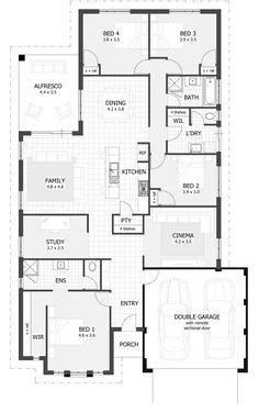 Court Floor Plan