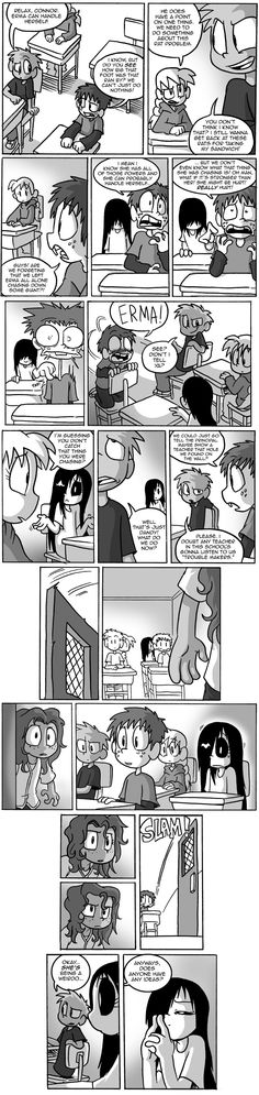 Erma- The Rats in the School Walls Part 17 - image