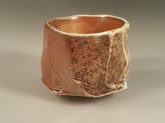 WAN LIYA's wood fring tea bowl