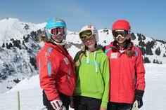 Brown Sisters are Ski Champions!