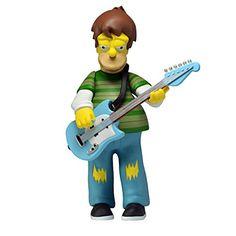 "NECA Simpsons 25th Anniversary Series 4 Homer Simpson (Grunge Homer) 5"" Core Action Figure"
