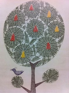 (Japan) by Keiko Minami (1911- 2004). Etching in colors. Japan.