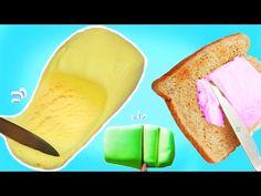 4 Ways to Make Butter Slime! DIY EASY Butter Slime Methods - YouTube
