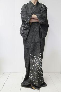 Beautiful : Photography : Vintage Kimono