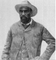 Cowboy John Ware (1845?-1905) An ex-slave from Texas, John Ware followed the expansion of the cattle ranching industry westward until in 1882, he found his way to the foothills while driving 3000 head for the North-West Cattle Company. There, his prodigious strength and remarkable horsemanship won him a reputation as a cowman who drove himself as hard as his cattle..