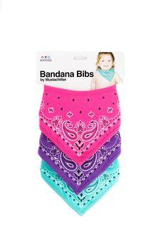 Bandana Bibs