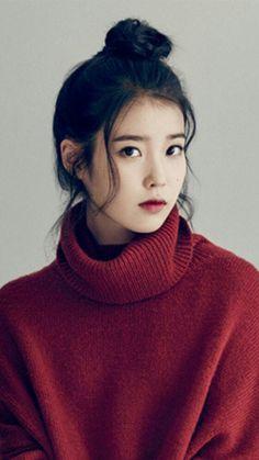 10 Celebrities Without Makeup Iu Fashion, Korean Fashion, Korean Beauty, Asian Beauty, Asian Woman, Asian Girl, Korean Celebrities, Korean Actresses, Ulzzang Girl
