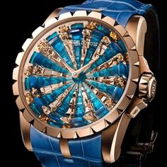 Roger Dubuis Exclaibur Knight of the round table III . Limited to 28 pieces
