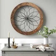 Best farmhouse wall decorations and rustic wall decor you will love. We absolutely love country themed wall decorations including farmhouse wall art, canvas art, mirrors, and more. Cottage Dining Rooms, Dining Room Wall Decor, Wall Decor Set, Flower Wall Decor, Farmhouse Wall Decor, Metal Wall Decor, Living Room Art, Bathroom Wall Decor, Wall Decorations
