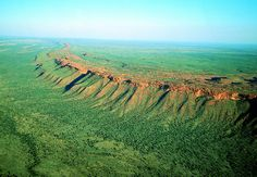 extremely eroded Petermann Range - east of Uluru, Northern Territory, Australia - just a stubby long mesa of the original mountains remains Visit Australia, South Australia, Western Australia, Australia Travel, Australia Tours, Thing 1, Largest Countries, Ways To Travel, Strand
