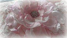 Melted satin rose