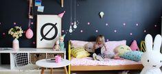 kids interiors - four cheeky monkeys