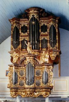 Cappel St. Peter und Paul Orgel Arp Schnitger 1680