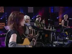 Three Girls *& Their Buddy tour:  Patty Griffin, Emmylou Harris, Shawn Colvin and Buddy Miller: Get Ready Marie