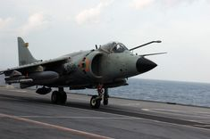 Sea Harrier FRS51. of the Indian Navy taking off from INS Viraat.