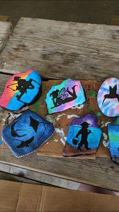 Coasters, Rocks, Sugar, Cookies, Desserts, Food, Crack Crackers, Tailgate Desserts, Deserts