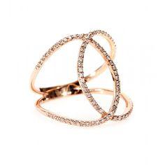 P00059226-14KT-ROSE-GOLD-PAVE-WHITE-DIAMOND-OVERLAP-CIRCLE-ETERNITY-RING-STANDARD