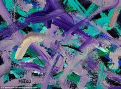Image result for Metro the horse painter