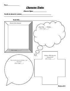 Citing Evidence Worksheets