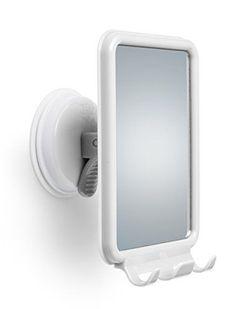 Changing Lifestyles Safe-er-Grip Shower Mirror with 2 Razor Hooks - http://home-garden.goshoppins.com/bath-products/changing-lifestyles-safe-er-grip-shower-mirror-with-2-razor-hooks/